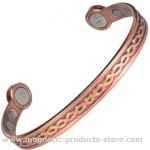 MPS Mega-Strength Copper Chain Magnetic Bracelet