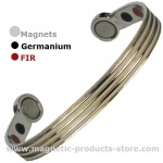 MPS BIO ENERGY Gold Plated Magnetic Bracelet