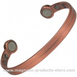 MPS Mega-Strength Copper Split Shade Magnetic Bracelet