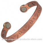 MPS Mega-Strength Indian Copper Magnetic Bracelet