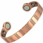 MPS® OORJA Mega-Strength S Pure Copper Magnetic Bracelet