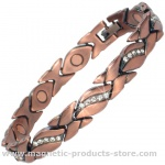 MPS® JAY Copper Rich Magnetic Therapy Bracelet