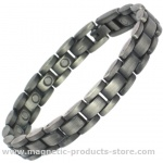 MPS® BRANDY Pewter Magnetic Bracelet