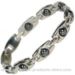 MPS® BOND Hematite Magnetic Bracelet