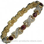 MPS™ TARIM Ruby Magnetic Bracelet