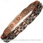 URCCON Copper Alloy Magnetic Therapy Bracelet