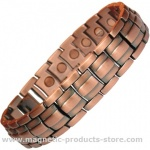 ACHELTON Copper Alloy Magnetic Bracelet