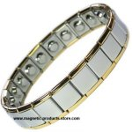 MPS™ PYTHON Expanding Stainless Steel Magnetic Bracelet - WIDE