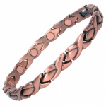MPS® ALIOTH Pure Copper Double Strength Magnetic Bracelet