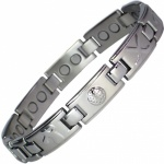 MPS™ GOLFER PRO Stainless Steel Magnetic Bracelet (FREE IF ORDER OTHER BRACELETS FOR £70.00 OR MORE)