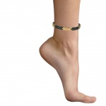MPS® ADANA Stainless Steel GB Magnetic Anklet