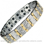 MPS® ANTI-GOLEM Premium Men's Stainless Steel Magnetic Bracelet