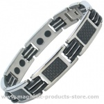 MPS™ ALF Premium Stainless Steel Magnetic Bracelet
