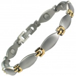 MPS® NOVA Ladies Titanium Magnetic bracelets