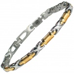 MPS® DENEB T Ladies Titanium Magnetic Bracelet
