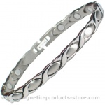 MPS® ALIOTH S Classic Titanium Magnetic Bracelet for Women