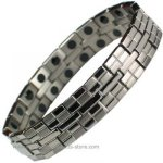 MPS™ TITAN Bricks Titanium Magnetic Bracelet - 36 magnets!