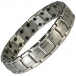 MPS® EUROPE SL Titanium Magnetic Therapy Bracelet