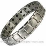 MPS™ EUROPE SL Titanium Magnetic Therapy Bracelet