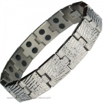 MPS MERCURY GOLF Titanium Magnetic Therapy Bracelet