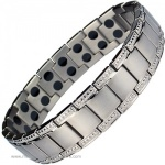MPS™ ANANKE Titanium Magnetic Therapy Bracelet