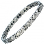MPS® ATHEN Classic Double Strength Titanium Magnetic Bracelet for women