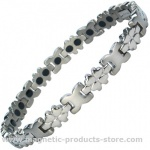 MPS® AFTON Titanium Magnetic Bracelet for Women