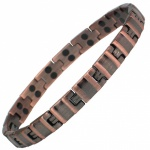 MPS® ALVIR Double Strength Copper Titanium Magnetic Bracelet for Women