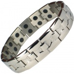 MPS® MARS Titanium Magnetic Bracelet for Men Double Strength