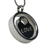 MPS NESTED LOVE LOCK Energy Pendant
