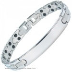 MPS™ DAI PERSONALISED Stainless Steel Magnetic Bracelet
