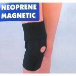 MPS Magnetic Therapy KNEE WRAP with open Patella