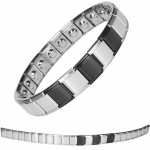 MPS® SPECIAL EDITION Expanding Stainless Steel Magnetic Bracelet 1406