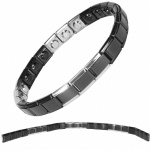 MPS® SPECIAL EDITION Expanding Stainless Steel Magnetic Bracelet 1408