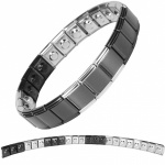 MPS® SPECIAL EDITION Expanding Stainless Steel Magnetic Bracelet 1410