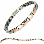 MPS® SPECIAL EDITION CastleRock for women Titanium Magnetic Bracelet 1801